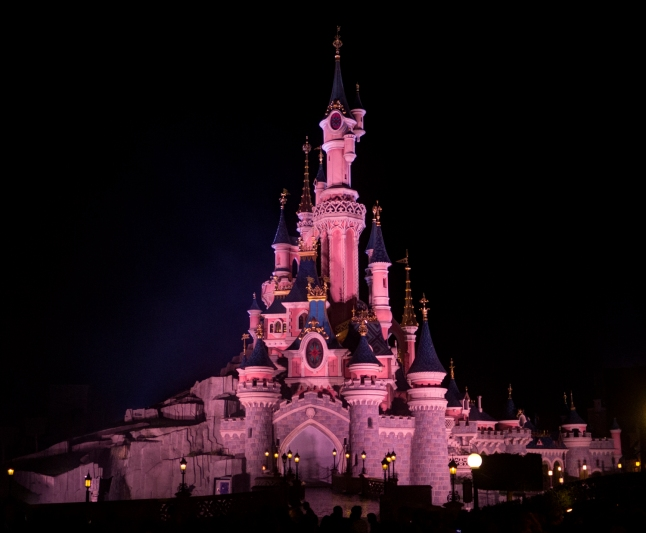 Sleeping Beauty's Castle - Disneyland Paris