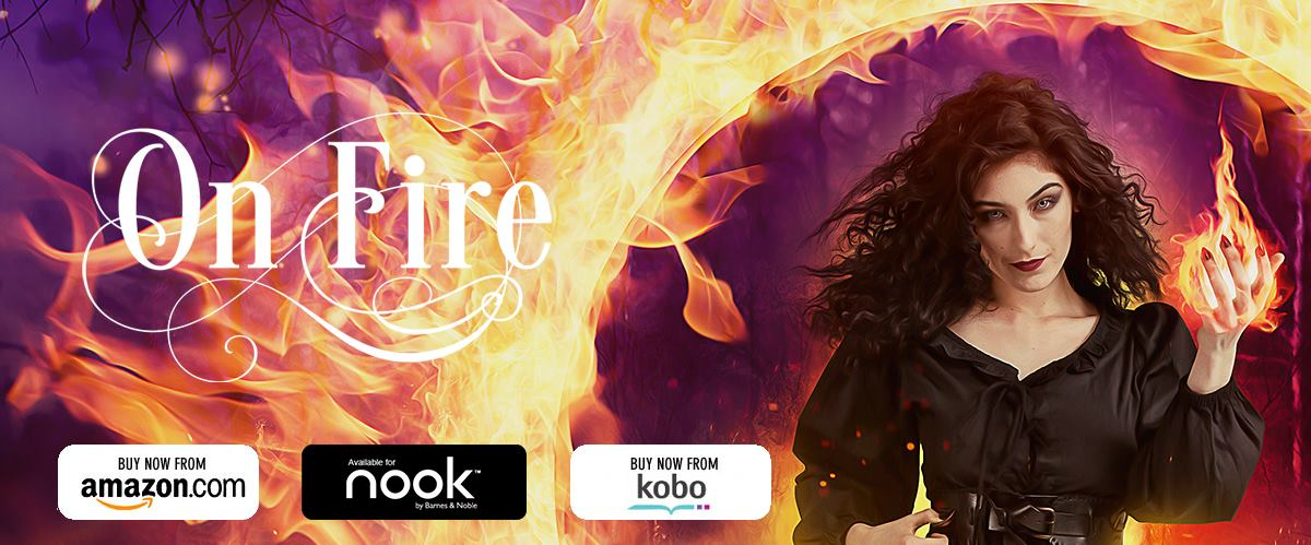 On Fire Banner with CTA